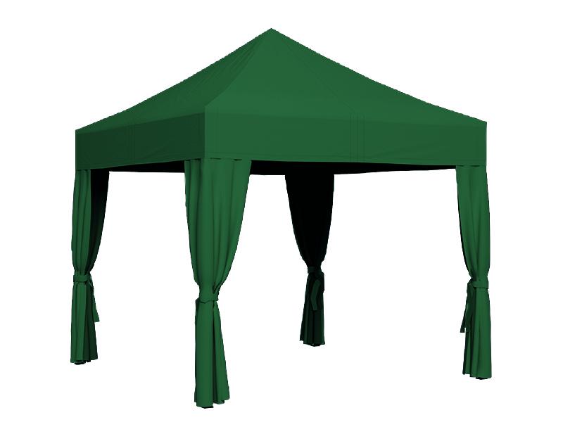 P+K+G Ziervorhänge für Zelt 3 und 4,5 Meter
