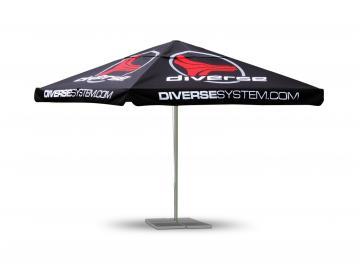 Schirm Torino in Profi Qualität 3,5x3,5 Meter