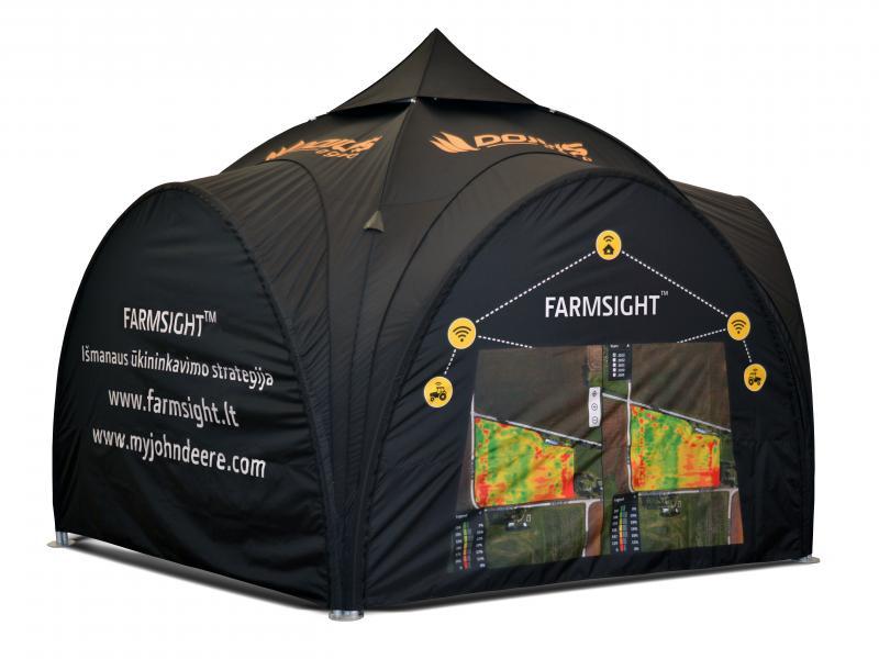 Eventzelt Dome